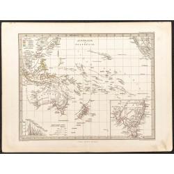 1873 - Australie et Polynésie