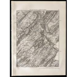 1880 - Fort des Rousses et...