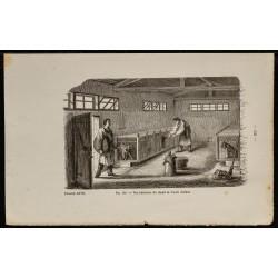 1867 - Chenil de l'école...