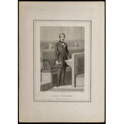 1850ca - Portrait de...