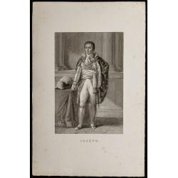 1850ca - Portrait de Joseph...