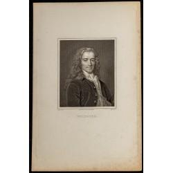 1850ca - Portrait de Voltaire