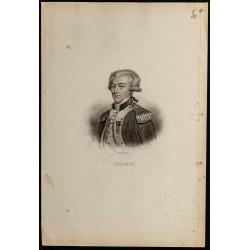 1850ca - Portrait de Lafayette