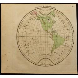1826 - Hémisphère de...