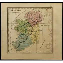 1826 - Carte de l'Irlande