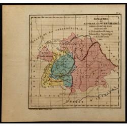 1826 - Bavière Wurtemberg...