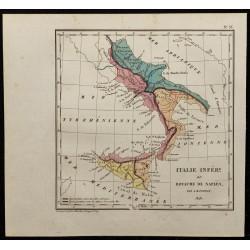 1826 - Carte du Royaume de...