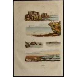 1839 - Plages et rivages