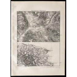1880 - Carte du...