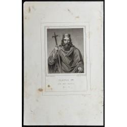 1855 - Portrait de Clovis Ier