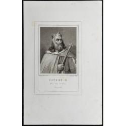 1855 - Portrait de Clotaire II