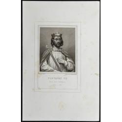 1855 - Portrait de Clotaire...