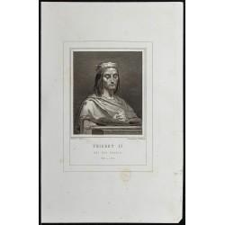 1855 - Portrait de Thierry IV