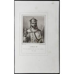 1855 - Portrait de Louis Ier