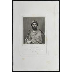 1855 - Portrait de Louis IV