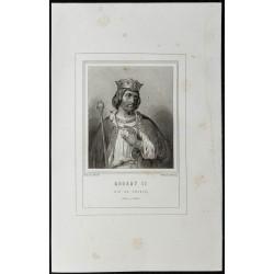 1855 - Portrait de Robert II