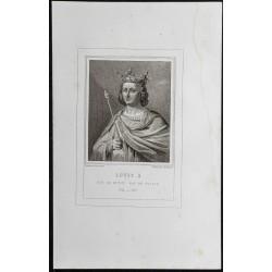 1855 - Portrait de Louis X