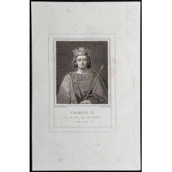 1855 - Portrait de Charles IV