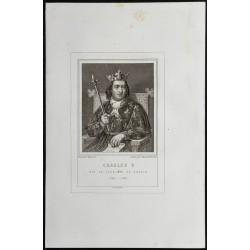 1855 - Portrait de Charles V