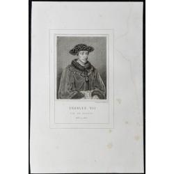 1855 - Portrait de Charles VII