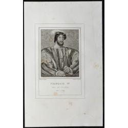 1855 - Portrait de François...