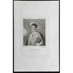 1855 - Portrait de Francois II