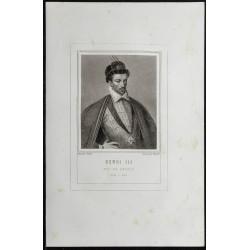 1855 - Portrait de Henri III