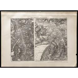 1880 - Carte de Fort...