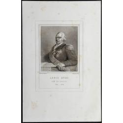 1855 - Portrait de Louis XVIII