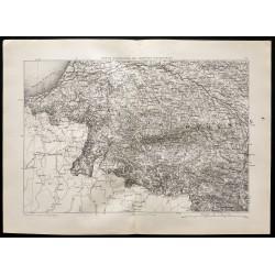 1880 - carte du théatre...