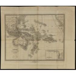 1858 - L'Océanie par...