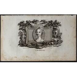 1817 - Portrait de Herminie...