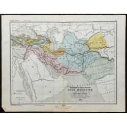 1857 - Asie mineure et...