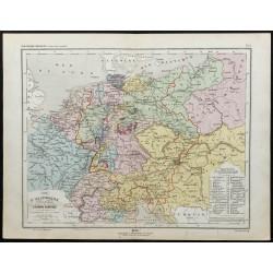 1857 - Allemagne et Europe...