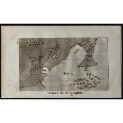 1826 - Termes de géographie