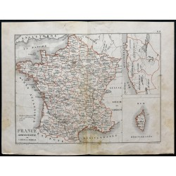 1850 - France administrative