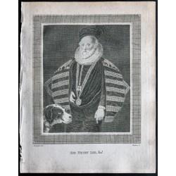1791 - Portrait de Sir...