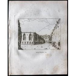 1791 - Savoy Hospital...