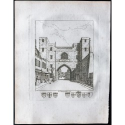 1791 - St John's Gate à...