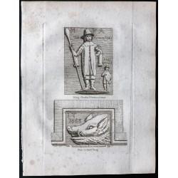 1791 - Charles 1er...