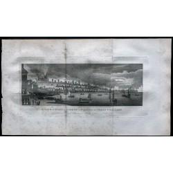 1791 - Incendie de Londres