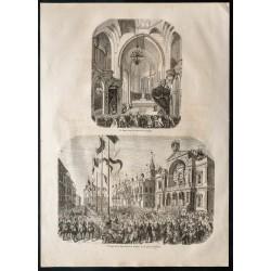 1860 - Avignon - Cathédrale...