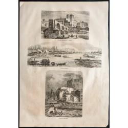 1860 - Avignon - Pont...