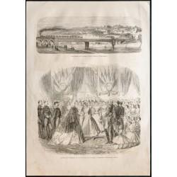 1860 - Lyon & Mâcon - Pont...