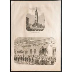 1860 - Lyon - Notre-Dame de...