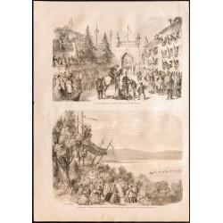 1860 - Thonon-Les-Bains -...