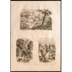 1860 - Charmettes & Pont St...