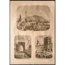 1860 - Grenoble et Bonneville