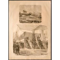 1860 - Navire la Provence,...