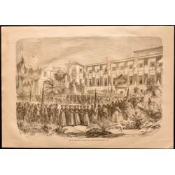 1860 - Nice - Palais impérial
